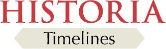 Two-tone Historia Logo